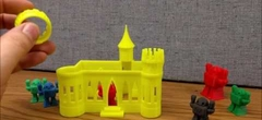 3D Print a Life Size Castle in Your Back Yard